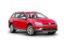VOLKSWAGEN GOLF-ALLTRACK ESTATE