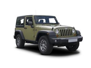 JEEP WRANGLER HARD TOP 3.8 V6 Sahara 2dr Auto