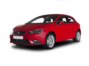 SEAT LEON SPORT COUPE 1.4 EcoTSI 150 FR 3dr