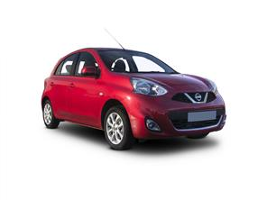 NISSAN MICRA HATCHBACK SPECIAL EDITION 1.2 Visia Limited Edition 5dr