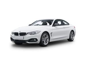 BMW 4 SERIES COUPE 420i SE 2dr Auto [Business Media]