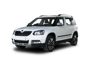 SKODA YETI OUTDOOR DIESEL ESTATE 2.0 TDI CR SE L 5dr
