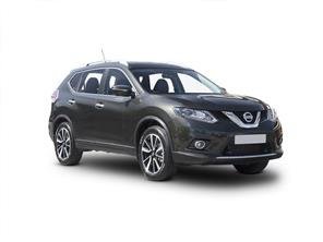 NISSAN X-TRAIL STATION WAGON 1.6 DiG-T Visia 5dr