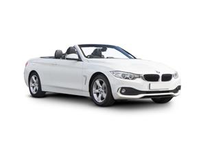 BMW 4 SERIES CONVERTIBLE 420i Luxury 2dr [Professional Media]