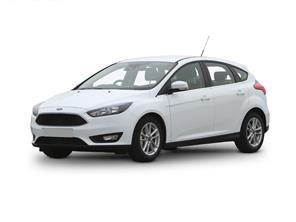 FORD FOCUS HATCHBACK 1.0 EcoBoost Zetec Edition 5dr