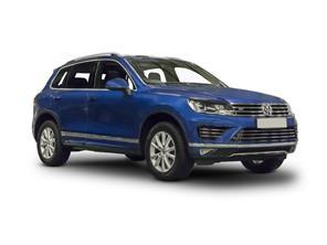 VOLKSWAGEN TOUAREG DIESEL ESTATE 3.0 V6 TDI BlueMotion Tech 262 SE 5dr Tip Auto