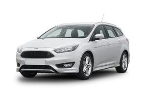 FORD FOCUS DIESEL ESTATE 1.5 TDCi 120 Zetec Edition 5dr