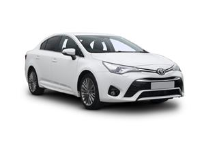 TOYOTA AVENSIS DIESEL SALOON 2.0D Business Edition 4dr