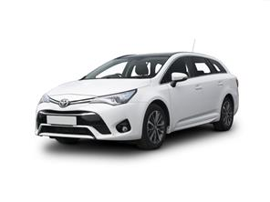TOYOTA AVENSIS DIESEL TOURING SPORT 1.6D Active 5dr