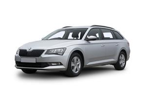 SKODA SUPERB DIESEL ESTATE 2.0 TDI CR SE 5dr