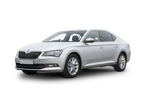 SKODA SUPERB DIESEL HATCHBACK 2.0 TDI CR 190 SE L Executive 5dr DSG