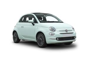 FIAT 500C CONVERTIBLE 0.9 TwinAir 105 Lounge 2dr