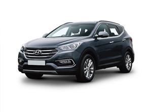HYUNDAI SANTA FE DIESEL ESTATE 2.2 CRDi Blue Drive Premium SE 5dr [7 Seats]