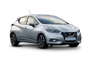 NISSAN MICRA 0.9 IG-T N-Connecta 5dr [Bose]