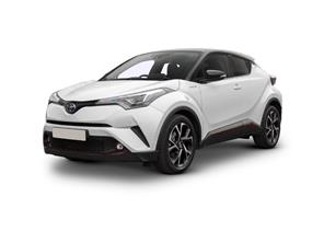 TOYOTA C-HR HATCHBACK 1.2T Dynamic 5dr