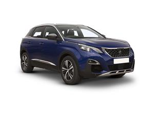 PEUGEOT 3008 DIESEL ESTATE 2.0 BlueHDi 180 GT 5dr EAT8