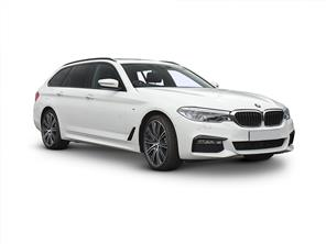 BMW 5 SERIES TOURING 520i M Sport 5dr Auto