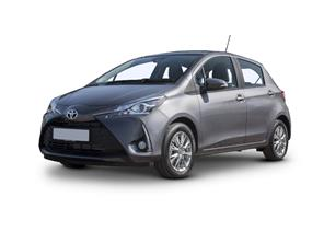 TOYOTA YARIS HATCHBACK 1.0 VVT-i Icon 5dr