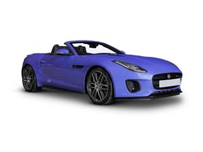 JAGUAR F-TYPE CONVERTIBLE 3.0 Supercharged V6 R-Dynamic 2dr Auto