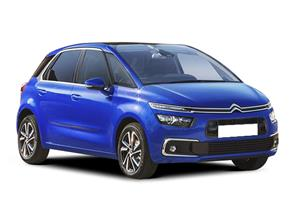 CITROEN C4 SPACETOURER DIESEL ESTATE 1.2 BlueHDi 130 Touch Edition 5dr