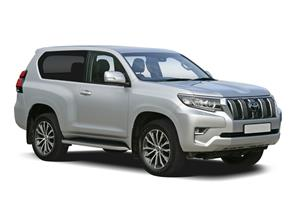 TOYOTA LAND CRUISER 2.8 D-4D 204 Active 3dr Auto 5 Seats