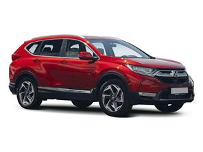 HONDA CR-V ESTATE 2.0 i-MMD Hybrid S 2WD 5dr eCVT
