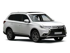 MITSUBISHI OUTLANDER ESTATE 2.0 Design 5dr CVT