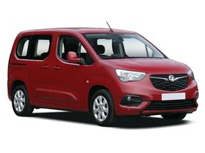 VAUXHALL COMBO LIFE DIESEL ESTATE 1.5 Turbo D Energy 5dr [7 seat]