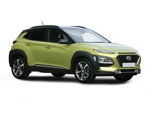 HYUNDAI KONA HATCHBACK SPECIAL EDITIONS 1.0T GDi Play Edition 5dr