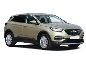 VAUXHALL GRANDLAND X 1.2 Turbo Griffin Edition 5dr