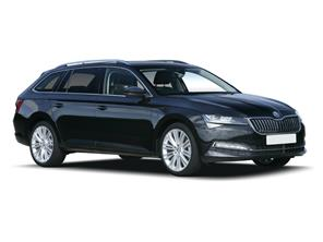SKODA SUPERB 2.0 TDI CR SE 5dr
