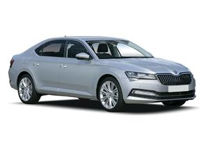 SKODA SUPERB DIESEL HATCHBACK 2.0 TDI CR Sport Line Plus 5dr DSG