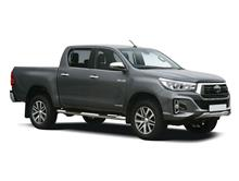 TOYOTA HILUX DOUBLE-CAB-PICK-UP