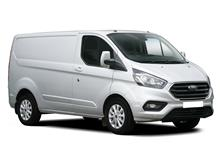 FORD TRANSIT-CUSTOM CREW-BUS
