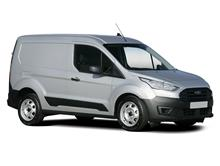 FORD TRANSIT-CONNECT CREW-BUS