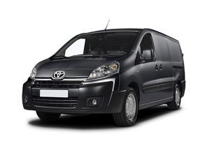 TOYOTA PROACE LONG DIESEL 2.0D 120 Comfort Van
