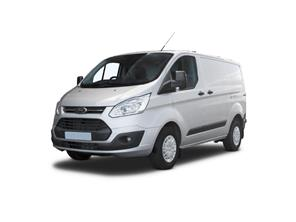FORD TRANSIT CUSTOM 270 L1 DIESEL FWD 2.0 TDCi 130ps Low Roof Limited Van