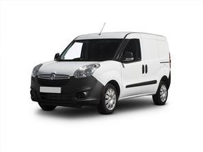 VAUXHALL COMBO L1 PETROL 2000 1.4i 16V H1 Van