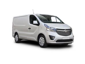 VAUXHALL VIVARO L1 DIESEL 2700 1.6CDTI 120PS Sportive H1 Van