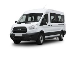 FORD TRANSIT 460 L4 MINIBUS DIESEL RWD 2.2 TDCi 155ps H3 17 Seater Trend
