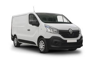 RENAULT TRAFIC LWB DIESEL LL30 ENERGY dCi 120 Business+ Van