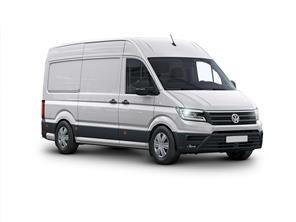 VOLKSWAGEN CRAFTER CR35 LWB DIESEL 2.0 TDI 140PS Trendline High Roof Van