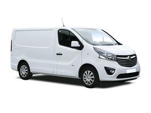 VAUXHALL VIVARO L1 DIESEL 2700 1.6CDTI BiTurbo 125PS ecoTEC Sportive H1 Van