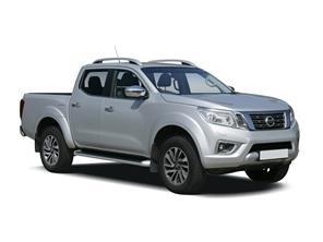 NISSAN NAVARA DIESEL Double Cab Pick Up Tekna 2.3dCi 190 4WD Auto