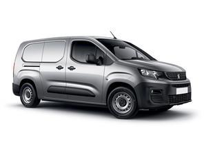 PEUGEOT PARTNER STANDARD DIESEL 650 1.6 BlueHDi 75 S Van