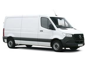 MERCEDES-BENZ SPRINTER 314CDI L3 DIESEL RWD 3.5t H2 Van