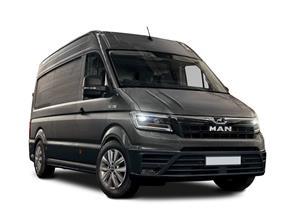 MAN TGE 2 STANDARD DIESEL 140 Van
