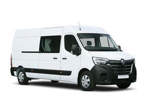 RENAULT MASTER LWB DIESEL FWD LM35dCi 135 Business+ Medium Roof Van