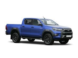 TOYOTA HILUX DIESEL Invincible X D/Cab Pick Up 2.8 D-4D Auto